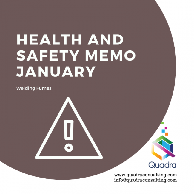 Health and Safety Memo Jan